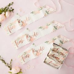 Kορδέλες Floral Team Bride 6τεμ.