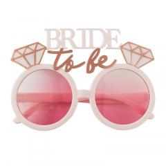 Γυαλιά Bride to Be Rose Gold