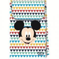 Τσάντες Δώρου Mickey Awesome Mouse 6τεμ.