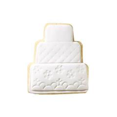 Μπισκότο γάμου γαμήλια τούρτα