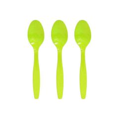 Κουτάλια Λαχανί Lime 16 τεμ