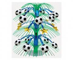 Διακοσμητικό τραπεζιού με θέμα ποδόσφαιρο 35.5εκ.