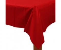 Τραπεζομάντηλο πλαστικό Amscan κόκκινο 137x274εκ.