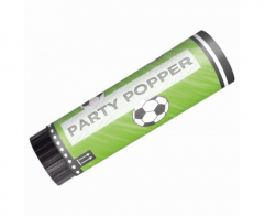 Party Poppers σε θέμα ποδόσφαιρο 2τεμ.