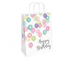 Τσάντες Δώρου Happy Birthday 2τεμ.