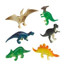 Πακέτο δωράκια μίνι φιγούρες Happy Dinosaur 8τμχ.