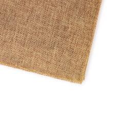Μαντήλι λινάτσα σε φυσικό χρώμα 28x28εκ 10τεμ
