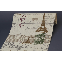 Ρολό λινό με θέμα το Παρίσι