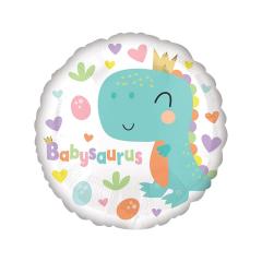 Μπαλόνι φόιλ Babysaurus 43εκ