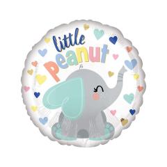 Μπαλόνι φόιλ Little Peanuts ελεφαντάκι 43εκ