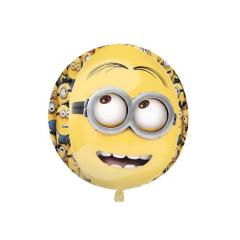 Μπαλόνι Foil Σχήμα Minion 40εκ
