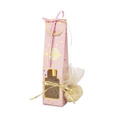 Μπομπονιέρα αρωματικό ροζ χρυσό Soap Tales