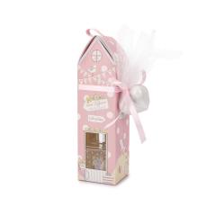 Μπομπονιέρα αρωματικό χώρου ροζ Soap Tales