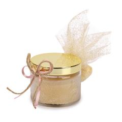 Μπομπονιέρα βάπτισης αρωματικό κερί Jasmine