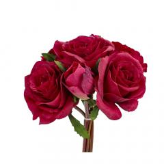 Μπουκέτο κόκκινα τριαντάφυλλα 7τεμ