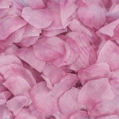 Ροδοπέταλα συνθετικά ροζ σκούρο
