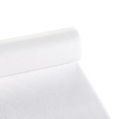 Non wooven ανάγλυφο λευκό 18x0.6M