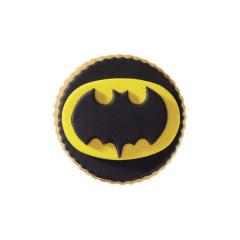 Μπισκότο ζαχαρόπαστας σε σχήμα Batman