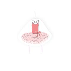 Κερί τούρτας με θέμα Little Dancer
