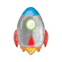 Μπαλόνι foil διαστημόπλοιο 53x73εκ