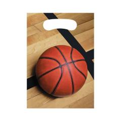 Πλαστικές σακούλες μπάσκετ δώρου 8τεμ