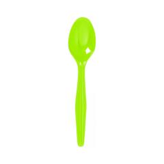 Πλαστικά κουτάλια λαχανί 8τεμ
