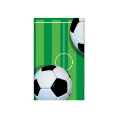 Πλαστικό τραπεζομάντηλο με θέμα Ποδόσφαιρο 137x213εκ
