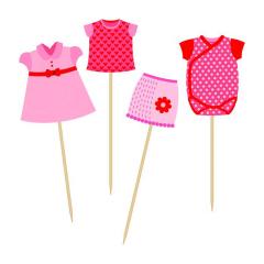 Οδοντογλυφίδες Baby Clothes Girl