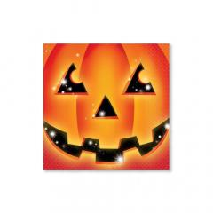 Χαρτοπετσέτες φαγητού Perfect Pumpkin 33εκ 16τεμ