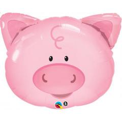 Μπαλόνι Foil Playful Pig