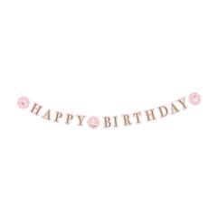 Γιρλάντα Happy Birthday Princess for a Day