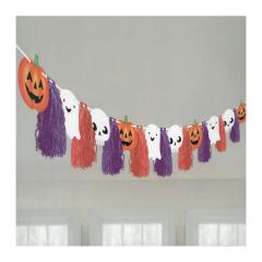 Χάρτινη γιρλάντα Halloween 3mx30cm