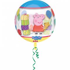 Μπαλόνι Φοιλ Orbz Peppa Pig