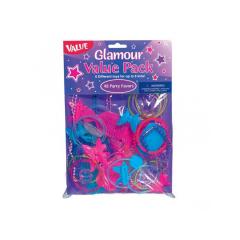 Πακέτο δωράκια Glamour 48τεμ