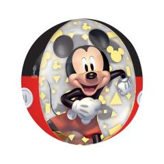 Μπαλόνι φοιλ μπάλα Mickey Mouse Forever 38Χ40εκ