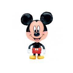 Μπαλόνι foil Αirwalker Mickey 76εκ