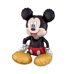 Μπαλόνι Sitting Mickey Mouse 45x45εκ