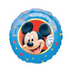 Στρογγυλό μπαλόνι φόιλ Mickey Portrait 45εκ