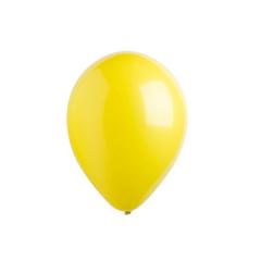 Μπαλόνι λατέξ κίτρινο 12εκ 10τεμ
