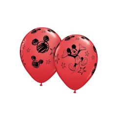 Μπαλόνι λάτεξ Mickey Mouse 6τεμ
