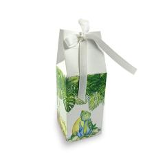 Κουτί μπομπονιέρας milk box τυπωμένο 5,5x5,5x15εκ Twenty2Twins