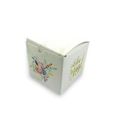 Κουτί μπομπονιέρας 6x6x6εκ Twenty2Twins