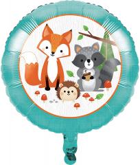 Μπαλόνι Φοιλ Woodland Animals 46εκ.