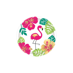 Πιάτα Χάρτινα Aloha-Pineapple-Flamingo (8τεμ)