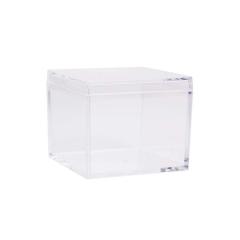 Πλέξιγκλας κουτί με καπάκι 55mm
