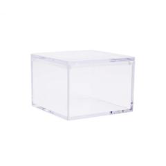 Πλέξιγκλας κουτί με καπάκι 60mm