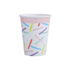 Χάρτινα ποτήρια γραμμικό Pick and Mix