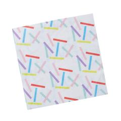 Χαρτοπετσέτες γραμμικό μοτίβο Pick and Mix