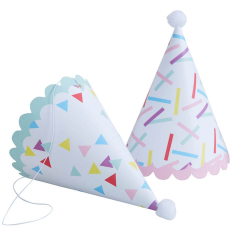Party hats γραμμικό μοτίβο Pick and Mix