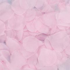 Ροδοπέταλα συνθετικά ροζ απαλό